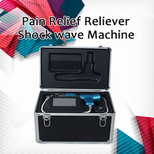 Effective Physical Pain Therapy System Acoustic Shock Wave Extracorporeal Shockwave Machine