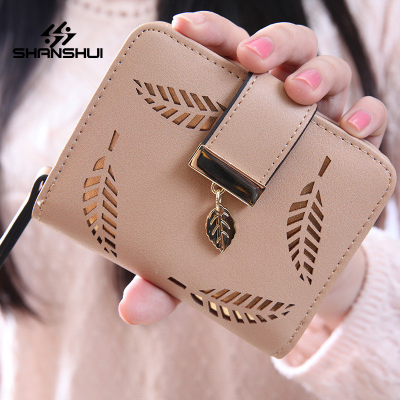 Multicolor PU Leather Wallet Luxury Women Purse Female Small Wallet Lady Short Wallets Carteira Feminina Card Holder Coin Pocket women wallets 2017 brand solid pu leather wallet long purse v letter luxury female carteira ladies coin pocket card holder y072