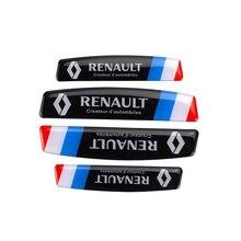100 juegos de pegatinas de puerta de coche para Renault