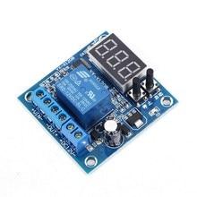 Из-за недостаточного напряжения Управление модуль LED Дисплей зарядки Управление Лер для 12 В-120 В Батарея пониженного напряжения модуль защиты