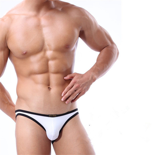 169c9af7d9 Brave Person Brand Men s Mini Swim Briefs Bikini Swimwear Beachwear  Underwear Size S