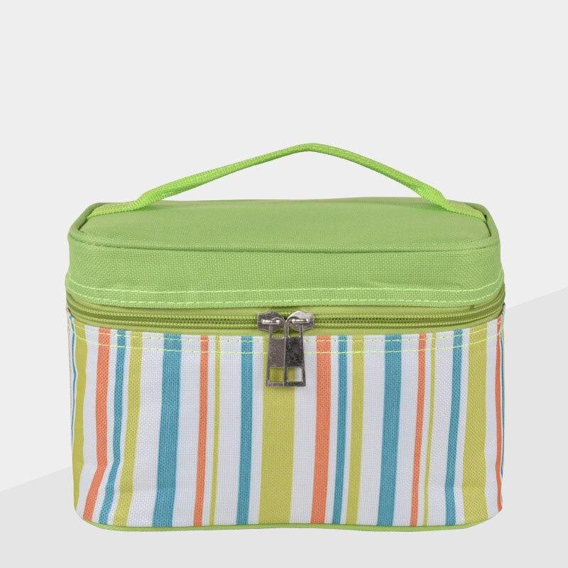 Малый Портативный изолированные холст обед сумка Термальность Еда Пикник сумки для Для женщин дети Для мужчин охладитель Коробки для обедо...