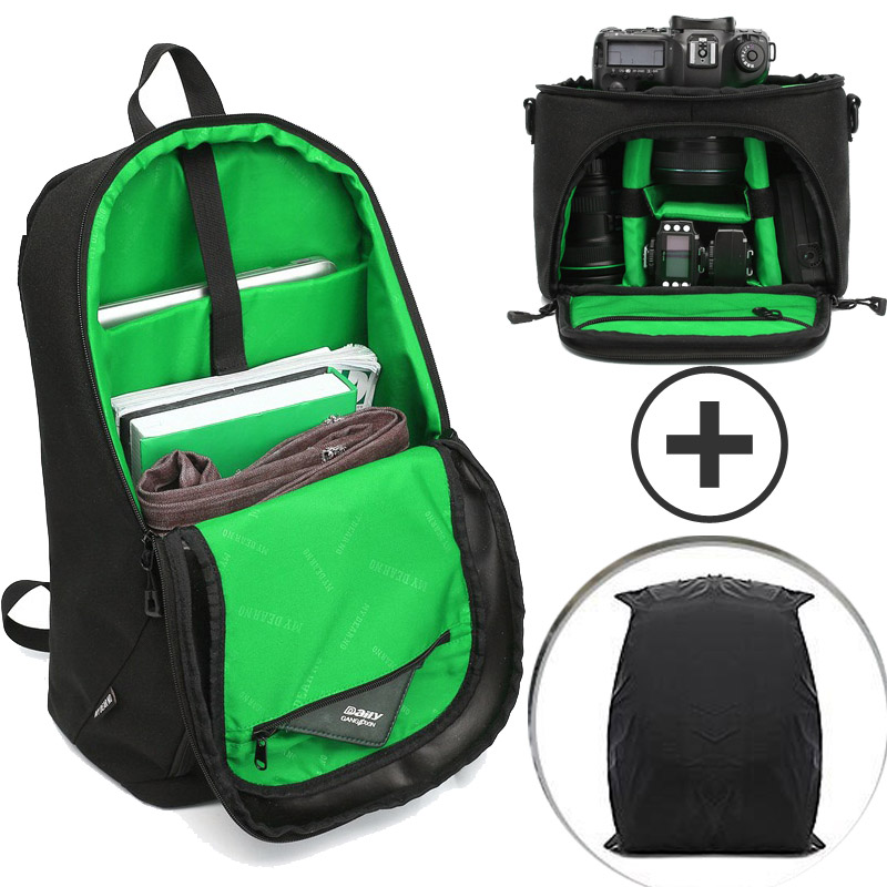 Camera Backpack Outdoor Video Shockproof DSLR Digital Camera Shoulder Bag for Nikon V3 Z6 Z7 1
