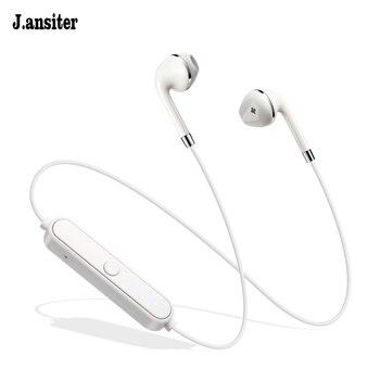 164a068cf30 Auriculares deportivos inalámbricos Bluetooth auriculares Bluetooth para  iPhone 5 6 Xiaomi auriculares inalámbricos auriculares fone de