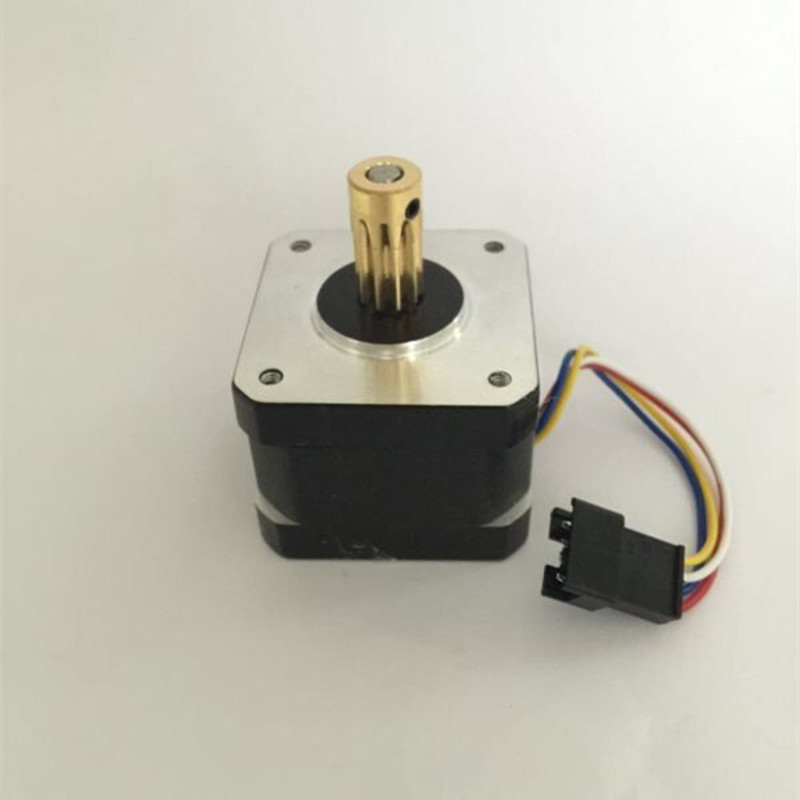 Roland ink Pump Motor for FJ-740 / SJ-740 / XJ-740 / XC-540 / RS-640 103-593-1041 - 22435106 roland sj 640 xj 640 l bearing rail block ssr15xw2ge 2560ly 21895161 printer parts