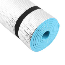 1pcs BLUE 180 * 60 * 0.6cm Thick Moistureproof Yoga Mat, Exercise, Fitness & Yoga Mat