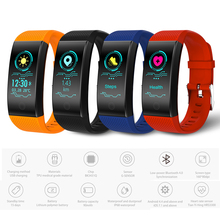 QW18 Fitness Bracelet Smart Band Sport IPX7 Waterproof Passometer Sleep Monitor Outdoor Bluetooth 4.0 Sports Wristband