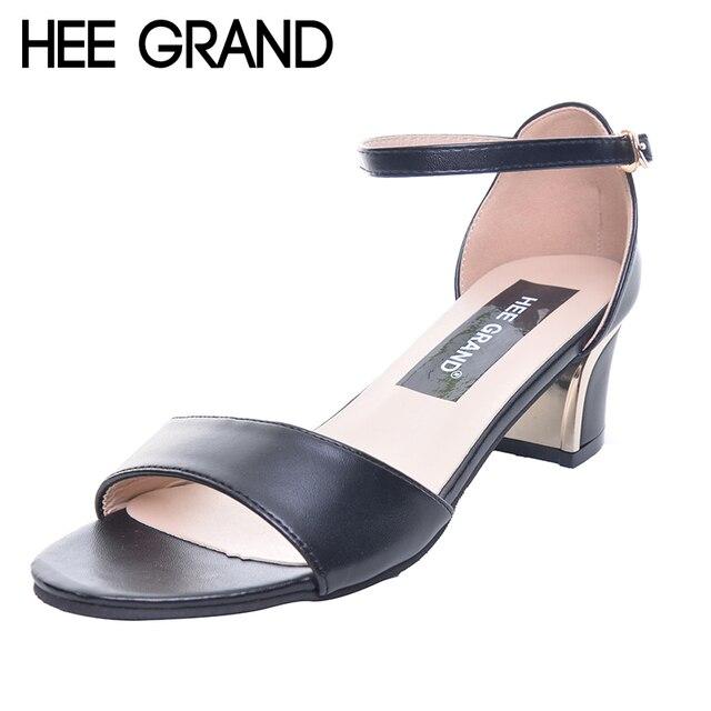 Frauen Heel Schuhe 50Off Allgleiches In 89 Xwz3798 Grand Frau Einfache Platz Sandalen hee Feste High Sommer Hee Us14 fb76gyY