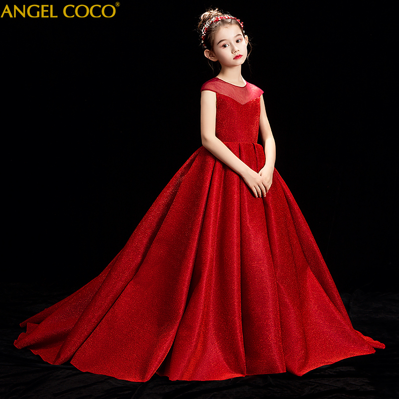 b518bf72739 Элегантное платье для девочек на свадьбу
