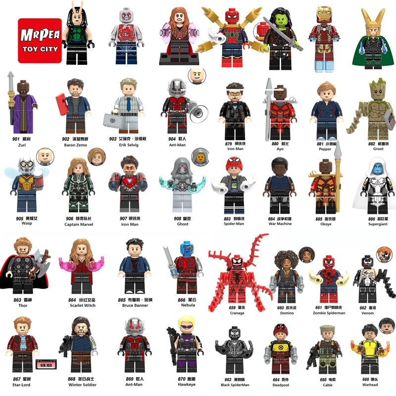 for-legoing-marvel-super-hero-grinch-deadpool-venom-antman-spider-iron-man-font-b-avengers-b-font-thor-loki-building-blocks-toys-figures-yy30