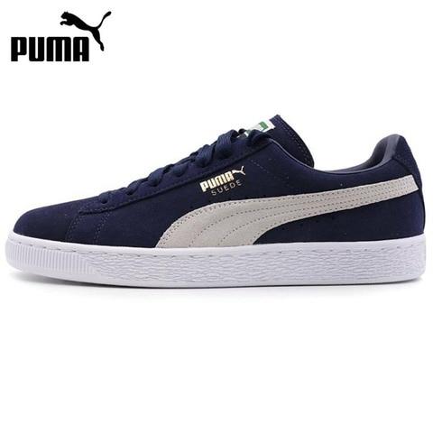 Original New Arrival 2018 PUMA Suede Classic + Unisex  Skateboarding Shoes Sneakers Pakistan