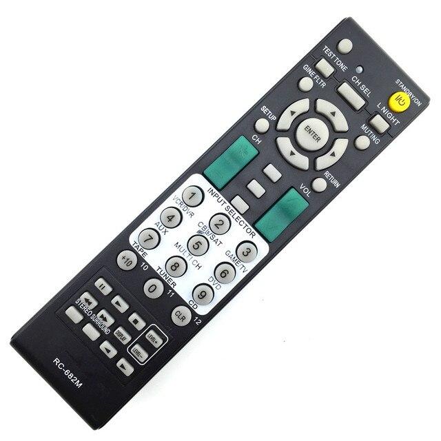 Onkyoのための適切なパワーアンプa/vレシーバRC 682M RC 681M RC 606S RC 607M SR603/502/504 HTR550リモコン