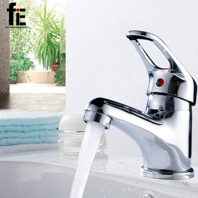 FiE Bath Mixed Basin Faucet Cold And Hot Water Taps