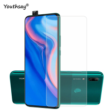2PCS For Huawei P Smart Z Glass Phone Screen Protector Tempered Y9 Prime 2019 Film