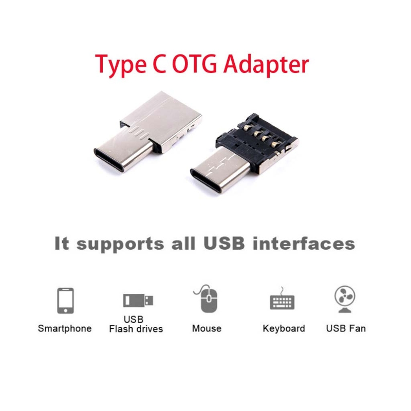 Type C USB 3.0 SD Micro SD TF Card Reader For PC Laptop Macbook S8 G6 G5 Android