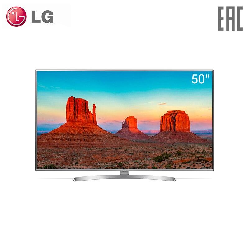 TV LED LG 50 50UK6510 4K UHD SmartTV 5055InchTv