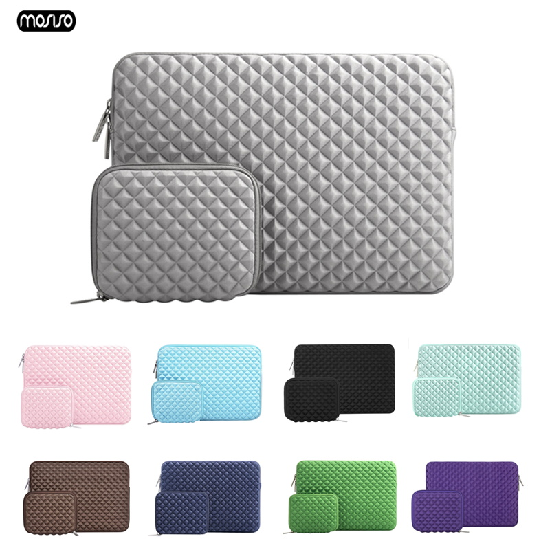 MOSISO 13 13.3 Inch Laptop Sleeve Bag For MacBook Lenovo Dell HP Asus Notebook Bag Case For MacBook Air Pro Retina 13 Touch Bar