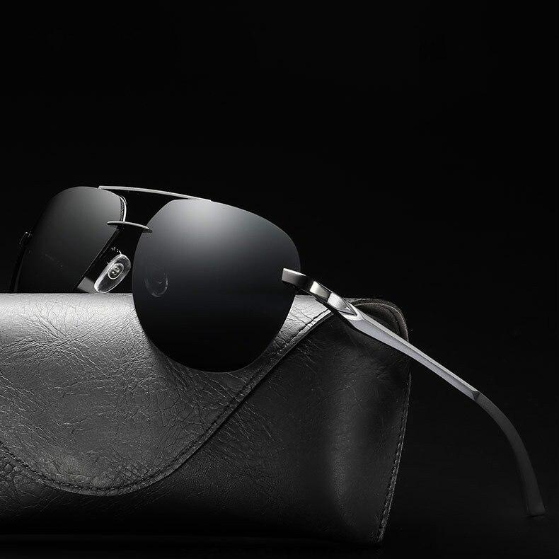 Vintage Sunglasses Polarized for Men/Women Brand Designer Oculos Aviador Sun Glases gunes gozlugu erkek aviation