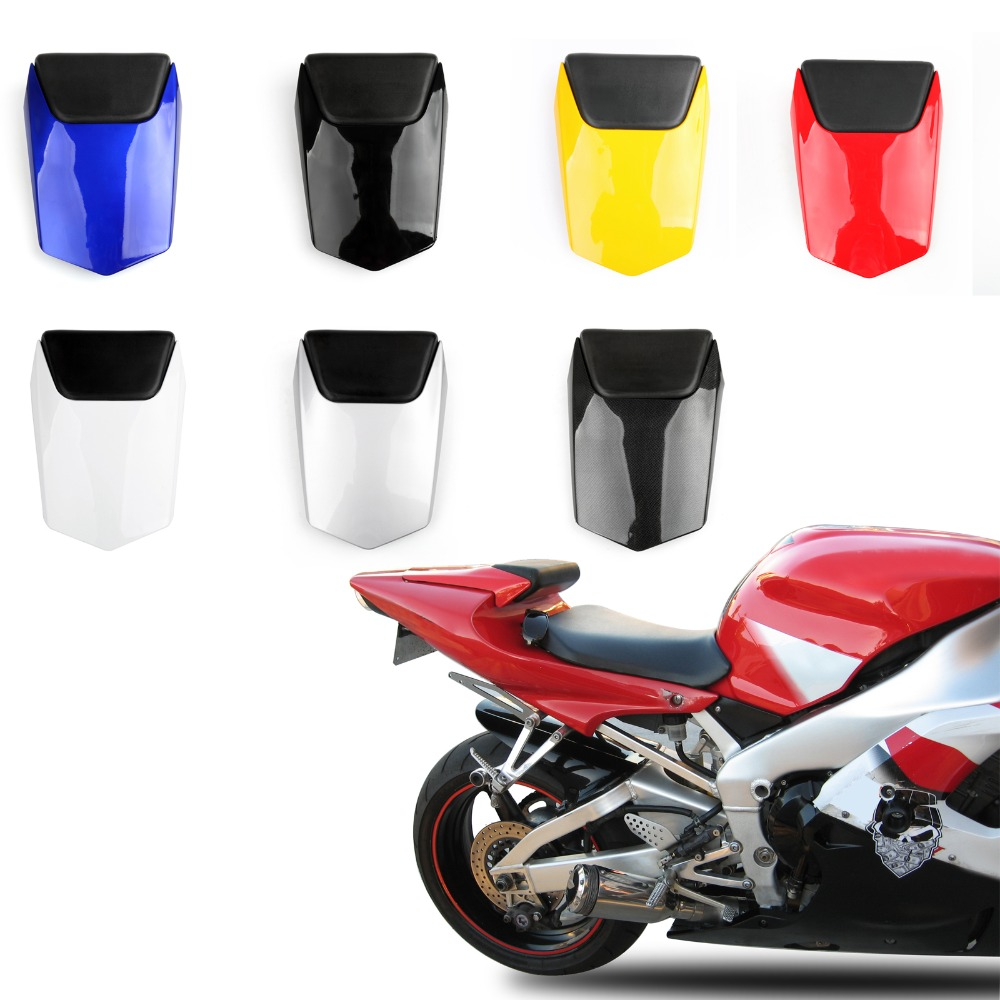 Areyourshop Motorcycle ABS Plastic Solo Rear Seat Cover Cowl For Yamaha R1 2000-2001 Fairing New Arrival Motorbike Part Styling