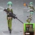 Sword Art Online Асада сино Figma 241 ПВХ Фигурку Коллекционная Модель Игрушки 14 см KT017