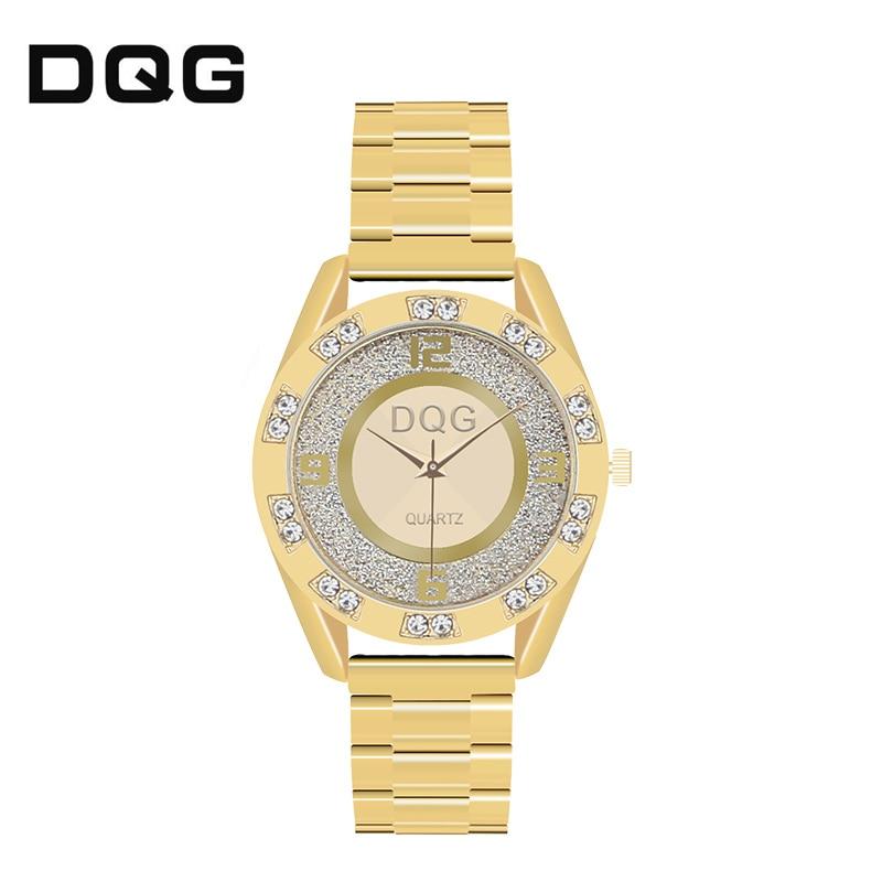 reloj mujer New Luxury Brand Fashion Fashion Արծաթե ԱՐՏ - Կանացի ժամացույցներ - Լուսանկար 4