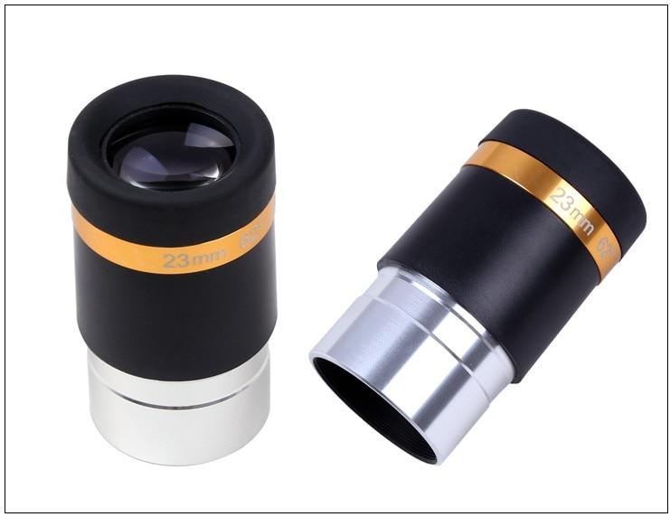 lente ocular asférica grande angular hd adaptador