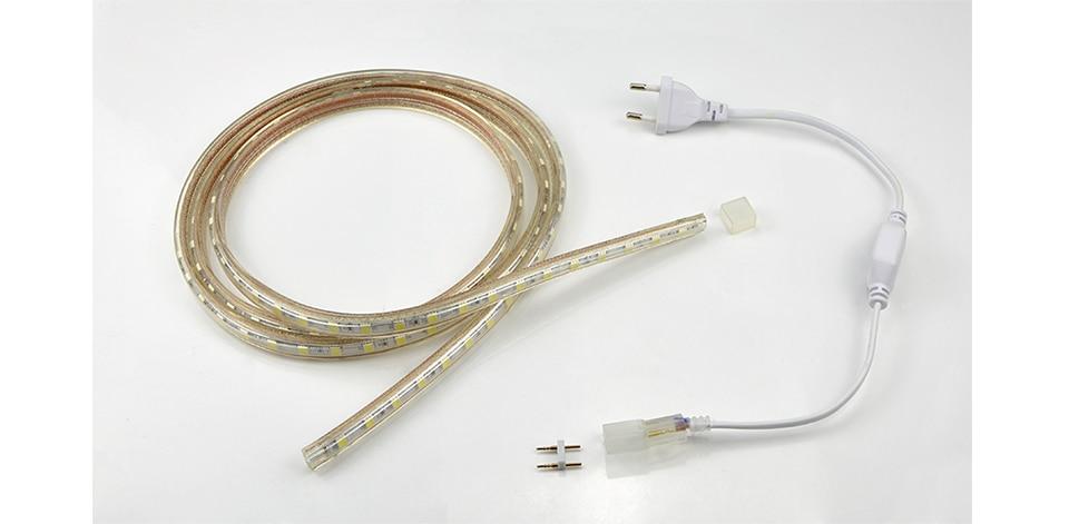HTB1kQK b.FWMKJjSZFvq6yenFXai LED Strip 5050 220V Waterproof Flexible LED light Tape 220V lamp Outdoor String 1M 2M 3M 4M 5M 10M 12M 15M 20M 25M 60LEDs/M