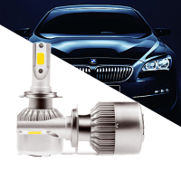 D2S D4S Led Headlamp 12V Beam Auto Car Led Headlight Bulb Kit White 6000K 9200LM For