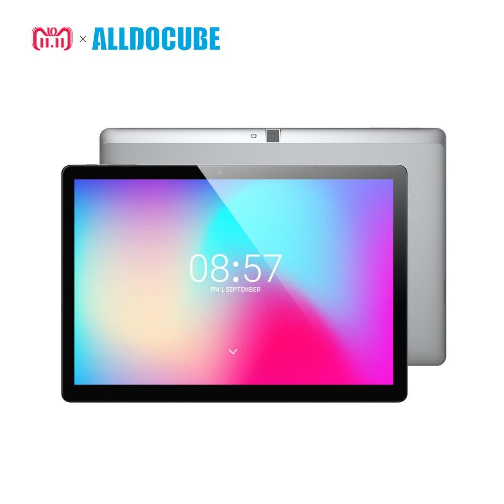 ALLDOCUBE Power M3 10.1 Inch 4G Phone Call Tablets PC 1920*1200 IPS 2GB RAM 32GB ROM Android 7.0 MT6753 Octa Core 8000 mAh GPS thl t200 octa core android 4 2 wcdma bar phone w 6 ips wi fi gps ram 2gb and rom 32gb white