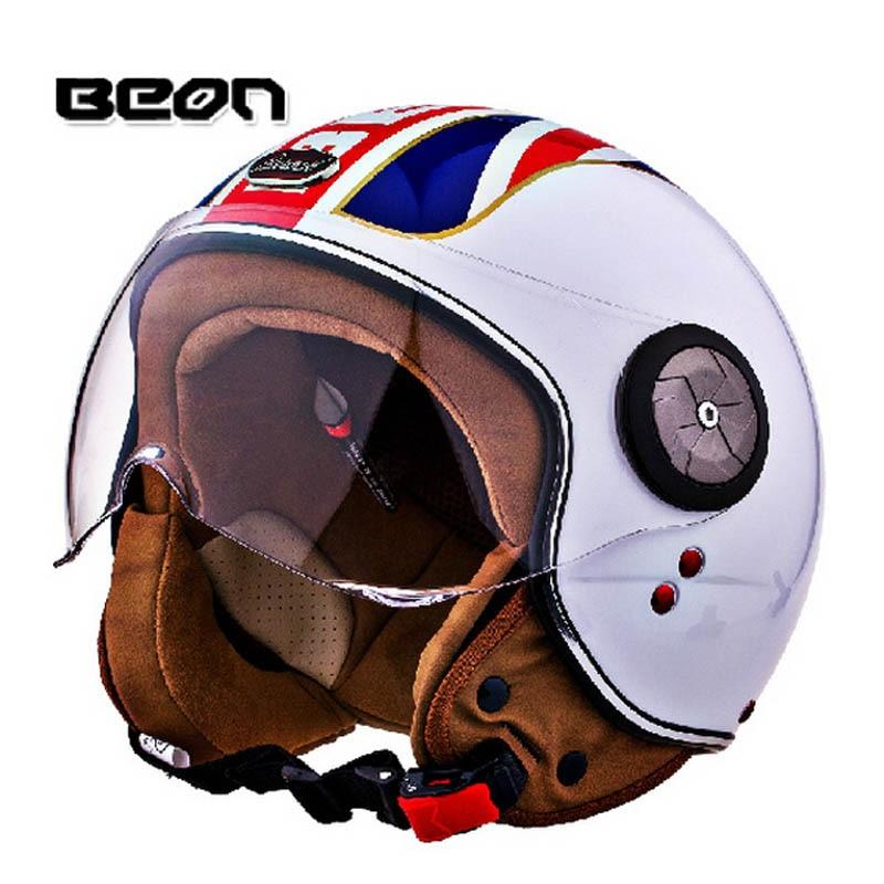 2015 новый ограниченным тиражом классический ВЕОН половина шлем мотоциклетный шлем электрический велосипед шлем зима теплая для мужчин/женщин носить