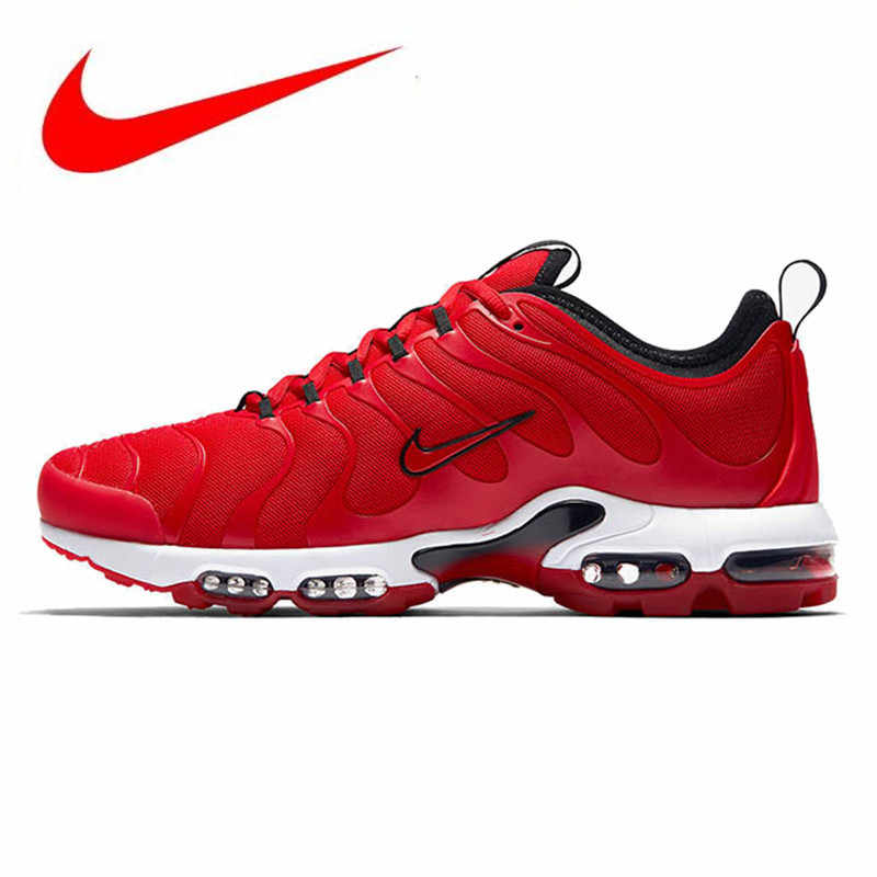 premium selection a0059 b30e3 Original Nike Air Max Plus Tn Ultra 3M Men s Breathable Running Shoes  Sports Sneakers Trainers outdoor
