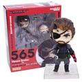 Metal Gear Solid V El Fantasma de Veneno de Serpiente Ver Juego de Escondidas. #565 Nendoroid PVC Figura de Acción de Colección Modelo de Juguete
