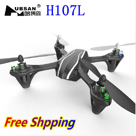 Hubsan X4 H107L 2.4G 4CH 6-axis LED light RC Quadcopter quad copter RTF H107L UFO RC Helicopter Toy hubsan x4 h107l 2 4g 4ch 6 axis gyro mini drone rc hexacopter helicopter remote control ufo quadcopter free shipping
