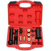 18 Piece FSI Injector Puller Set Injector Service Tool Kit for Audi V/w Engines Diesel