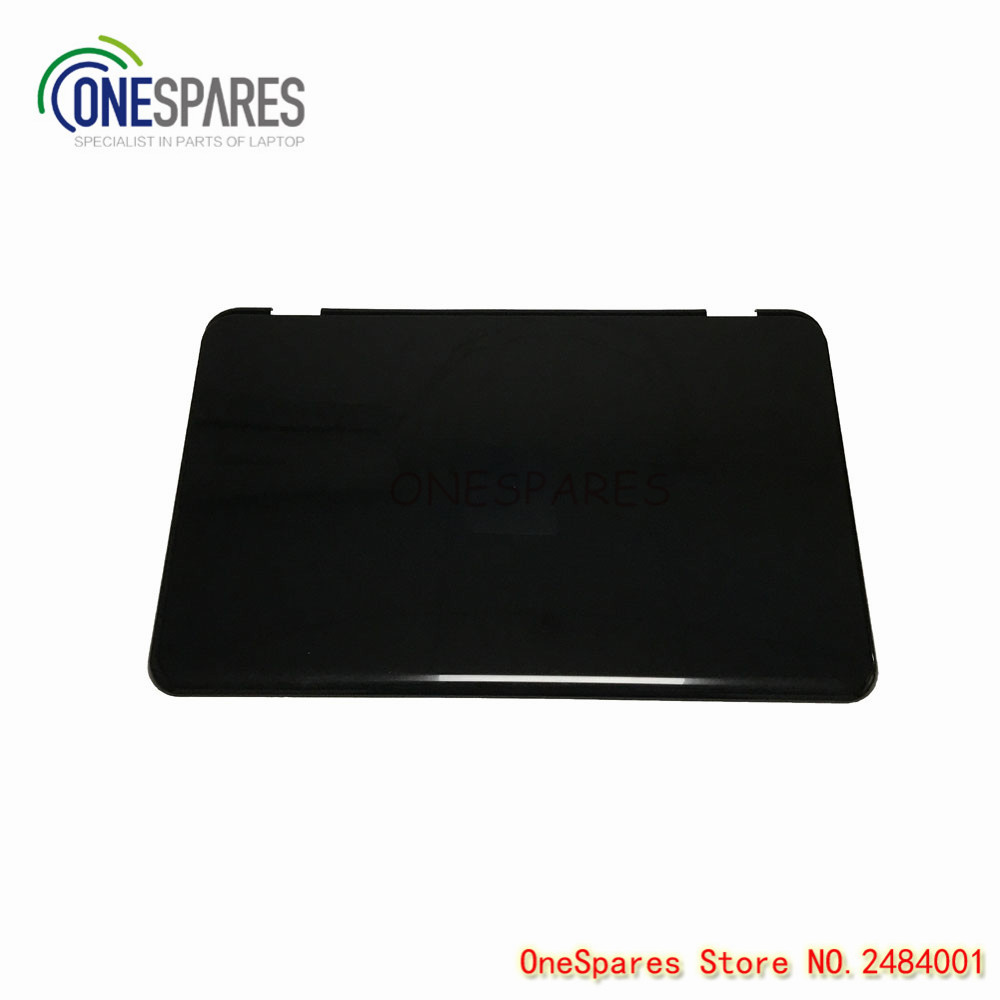 original Laptop New Lcd Top Cover for DELL for Inspiron M5010 N5010 touch screen laptop black back cover 9J2PJ 09J2PJ 4HH01.00 free shipping b156xtk01 0 n156bgn e41 laptop lcd screen panel touch displayfor dell inspiron 15 5558 vostro 15 3558 jj45k