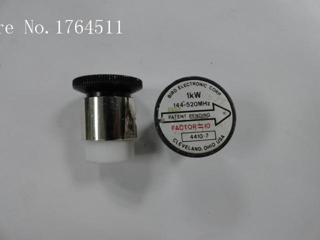 [BELLA] The Supply Of American Bird Bird 43 4410-7 144-520MHz 1KW Power Meter Probe