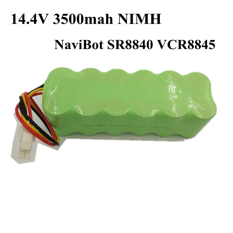 New 14 4V 3500mAh NI MH Battery For VCR8845 VCR8895 VCR8840 VCA RBT20 DJ96 0083C DJ96