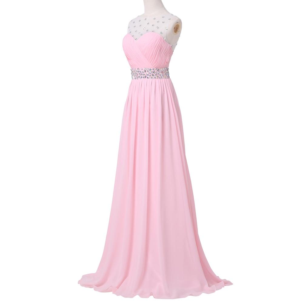 Lujoso Vestidos De Dama De Coral Pálido Imagen - Colección de ...