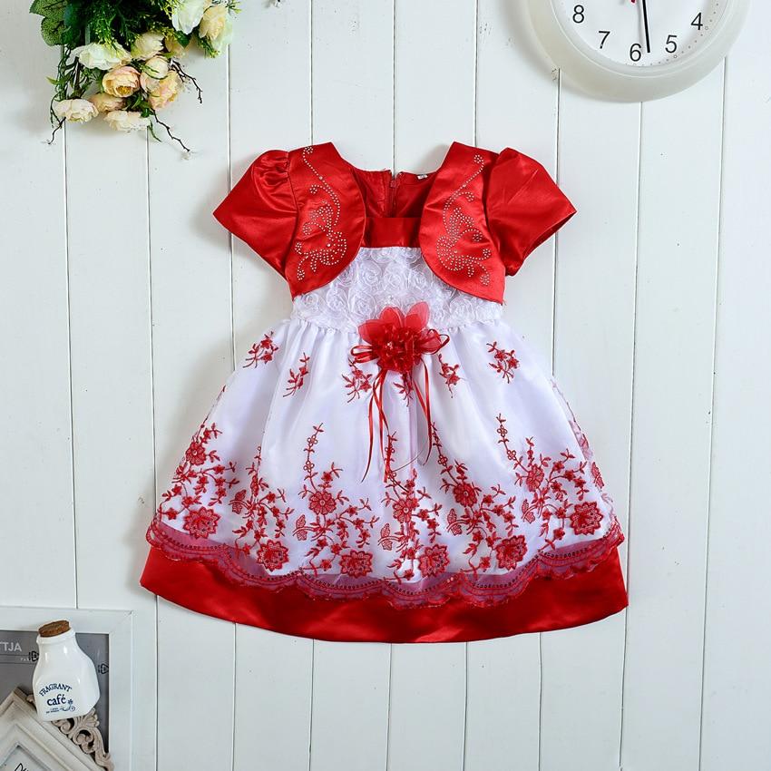 Crianças Vestidos Para Meninas 1 2 3 4 Anos Bebê Roupas Das Meninas Roxo Azul Vermelho Colorido Vestido de Princesa Roupas Infantis menina Lantejoulas