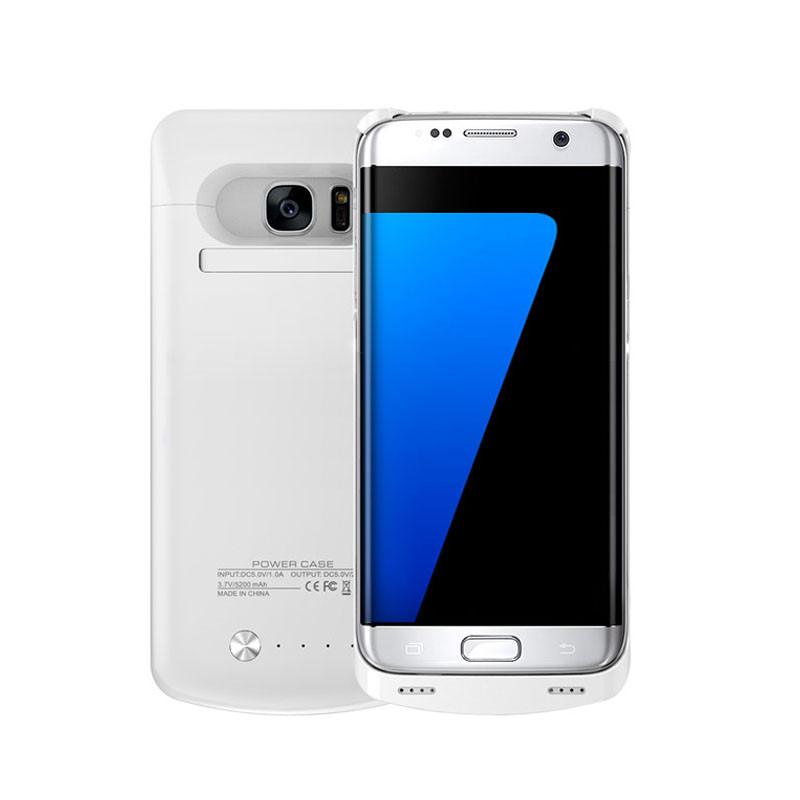 s7 edge-white