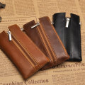 Genuine leather key bag Hot sale  multi-function key holder Male and Female key case bag housekeeper Free shipping!