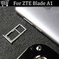 2 шт. Sim Карт памяти Лоток Держатель Карты Для ZTE Blade A1 C880U Android 5.1 Мобильный Телефон MTK6735 Бесплатная Доставка