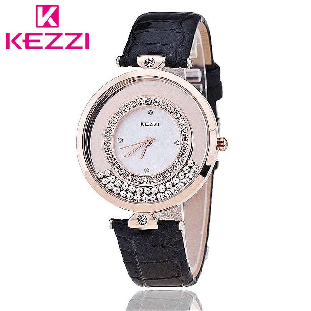 KEZZI Brand Fashion Women Wristwatch Ladies Luxury Brand Quartz Watch Relogio Feminino Gift 1286