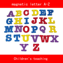 rubber magnet color letter digital 0-9 and Mathematics Symbol for Childrens teaching education