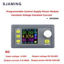 DPS5005定電圧電流降圧プログラマブル電源モジュール降圧電圧コンバータカラーlcd電圧計 Dc