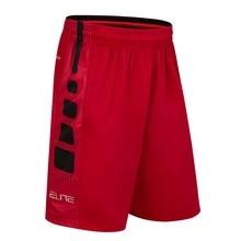 Спортивные мужские шорты для занятия баскетболом, фитнесом, бегом, тренировками, дышащие спортивные штаны, мужские размера плюс