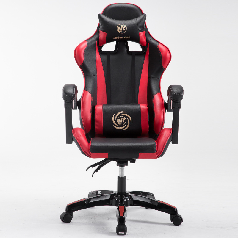 Computer Gaming adjustable height gamer rotating armrest pc swivel Chair Home office Chair Internet Chair new quality leather office cadeira computer gaming chair 360 free rotating armrest backrest furniture cb10057be