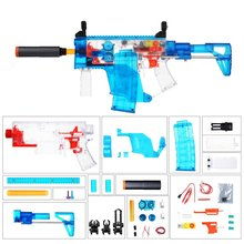 WORKER Mod Wordfish Full-automatic D-I Style Blaster Parts Toy Modified set YYS-001-006 toy Gun Accessories Gift for boys kids