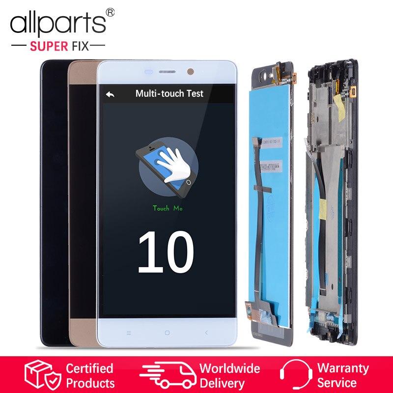 @ 5,0 ''Original LCD Für XIAOMI Redmi 4 Pro Display Touchscreen mit Rahmen Für XIAOMI Redmi 4 Prime LCD Display Ersatz