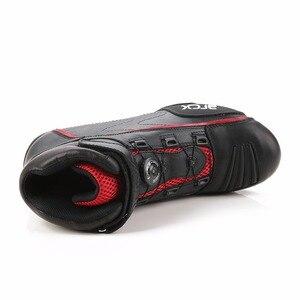 Image 3 - ARCX yarış Moto ayakkabı motosiklet botları dönen toka nefes yaz sokak motorsiklet Scooter Motocross Boot ayakkabı